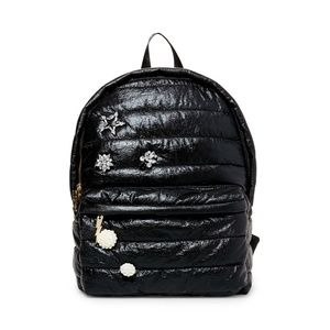 Betsey Johnson Picture Puff-Ect Betsey BackPack
